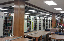 Library Building Lighting Replacement, USC Upstate